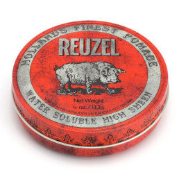 Reuzel red water soluble high sheen pomade 113g