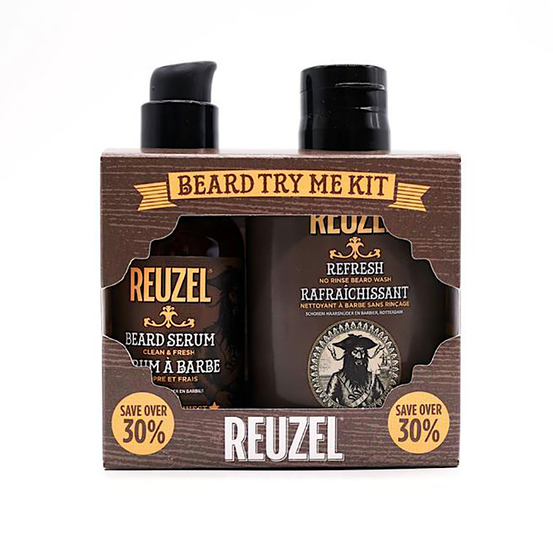 Reuzel Clean Fresh Beard Try Me Kit